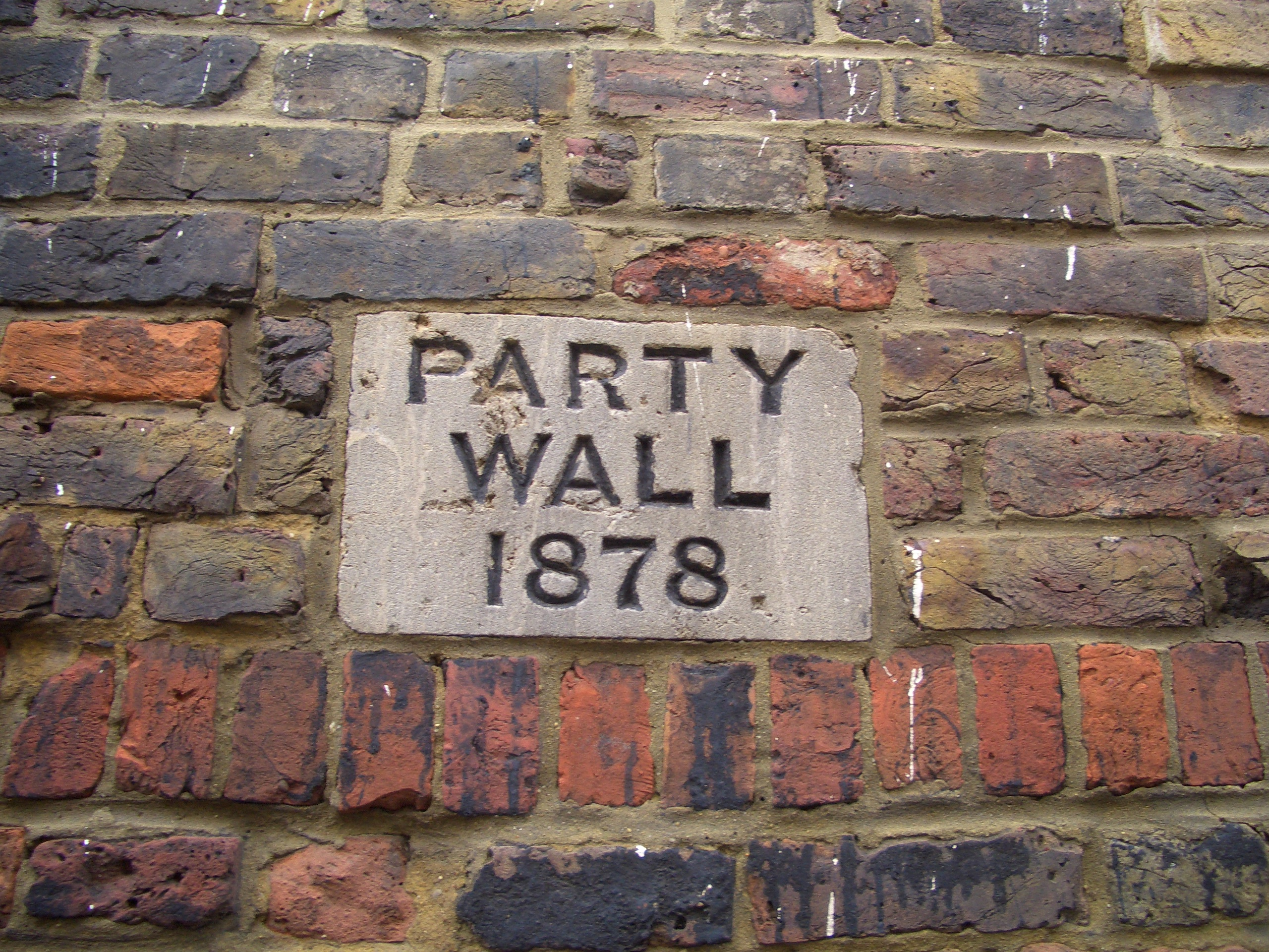party walls kirkham pryer